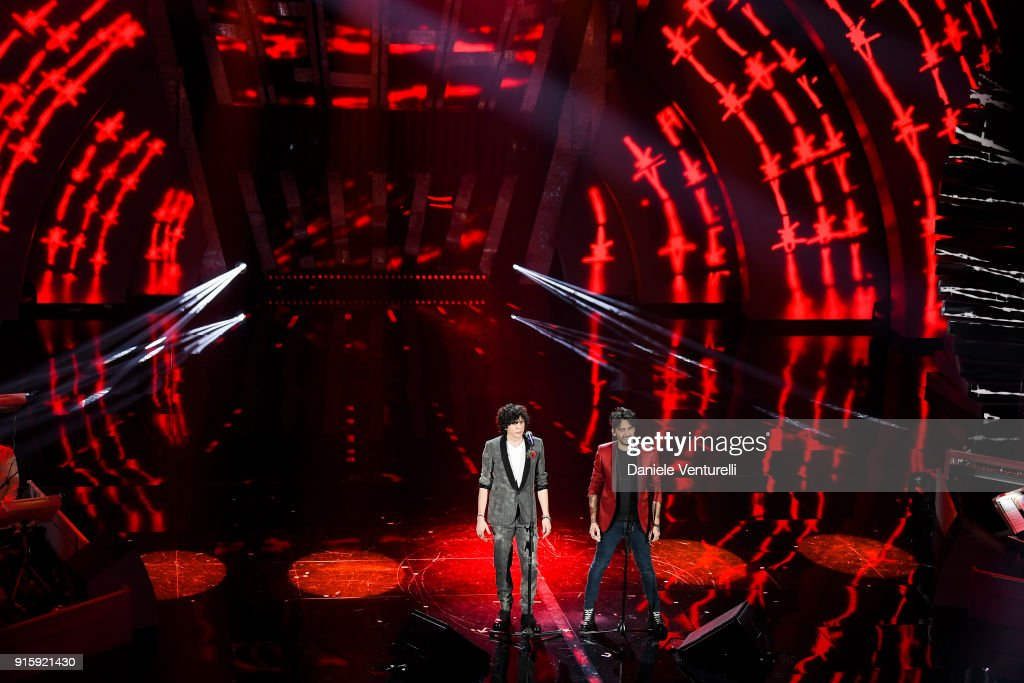 Sanremo 2018 - Day 3