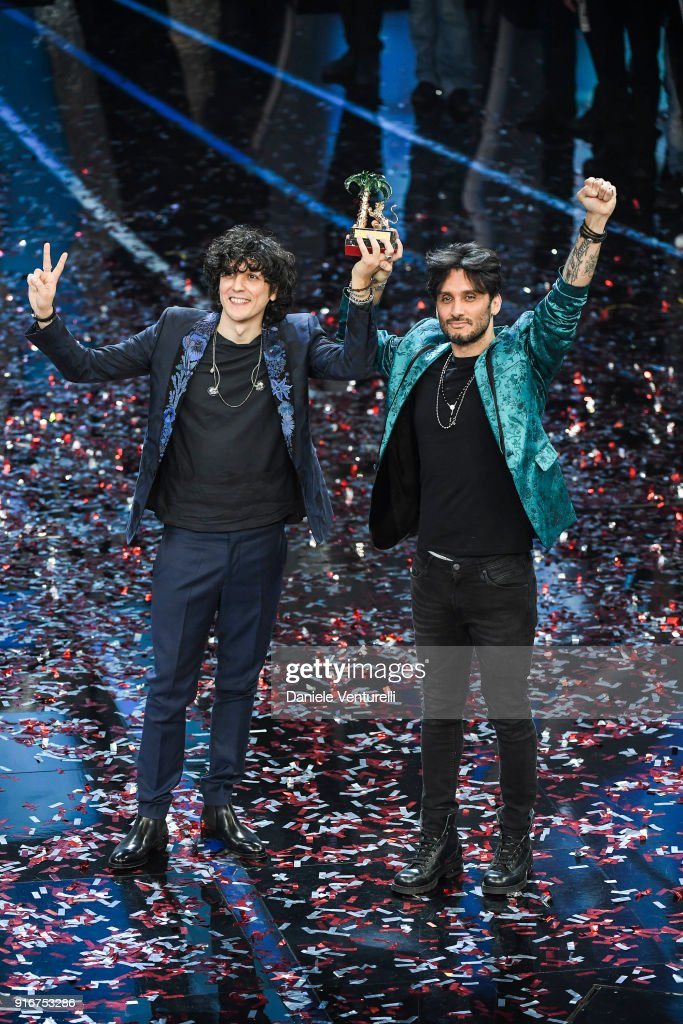 Sanremo 2018 - Day 5 - Closing Night