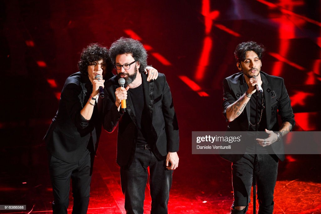 Sanremo 2018 - Day 4