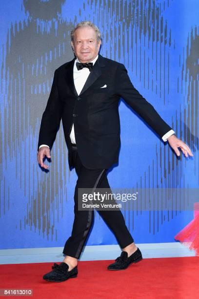Ermanno Scervino attends the Franca Sozzani Award during the 74th Venice Film Festival on September 1 2017 in Venice Italy