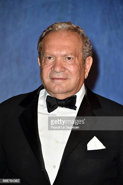 Ermanno Scervino attends the premiere of 'Franca Chaos And Creation' during the 73rd Venice Film Festival at Sala Giardino on September 2 2016 in...