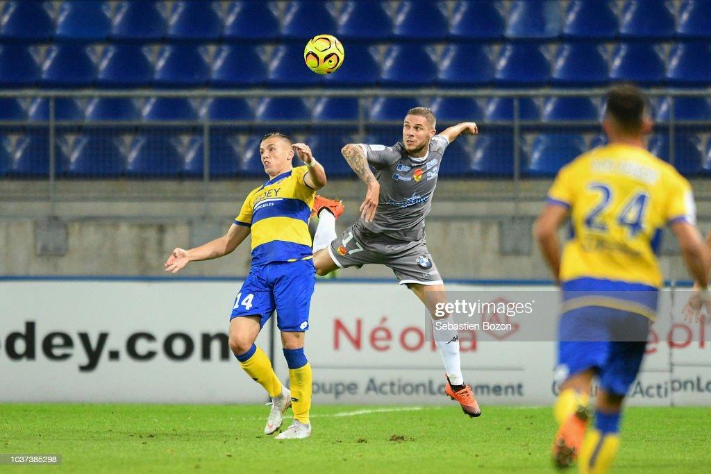 Sochaux v Orleans - Ligue 2
