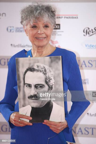 Erminia Ferrari attends the nominees presentation of Nastri D'Argento at Maxxi Museum on June 6 2017 in Rome Italy
