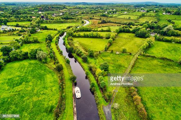 Erne Shannon Link Canal, Ireland