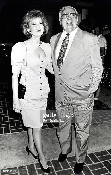 Ernest Borgnine and Tova Borgnine during Universal Studios Private Party at the Grand Cypress Resort - June 6, 1990 at Grand Cyprus Resort in...