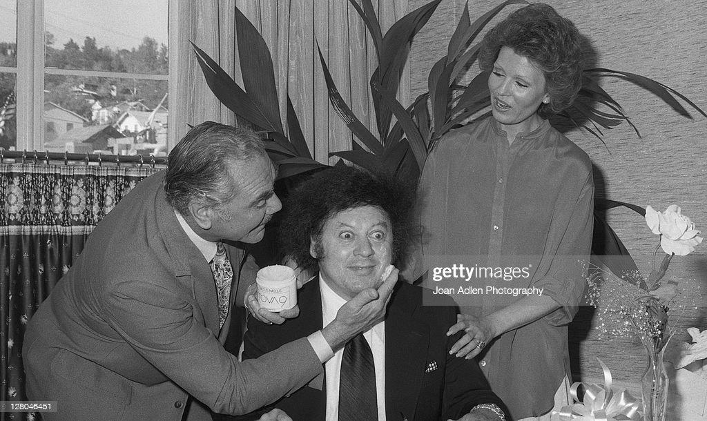 Borgnine's And Allen : News Photo