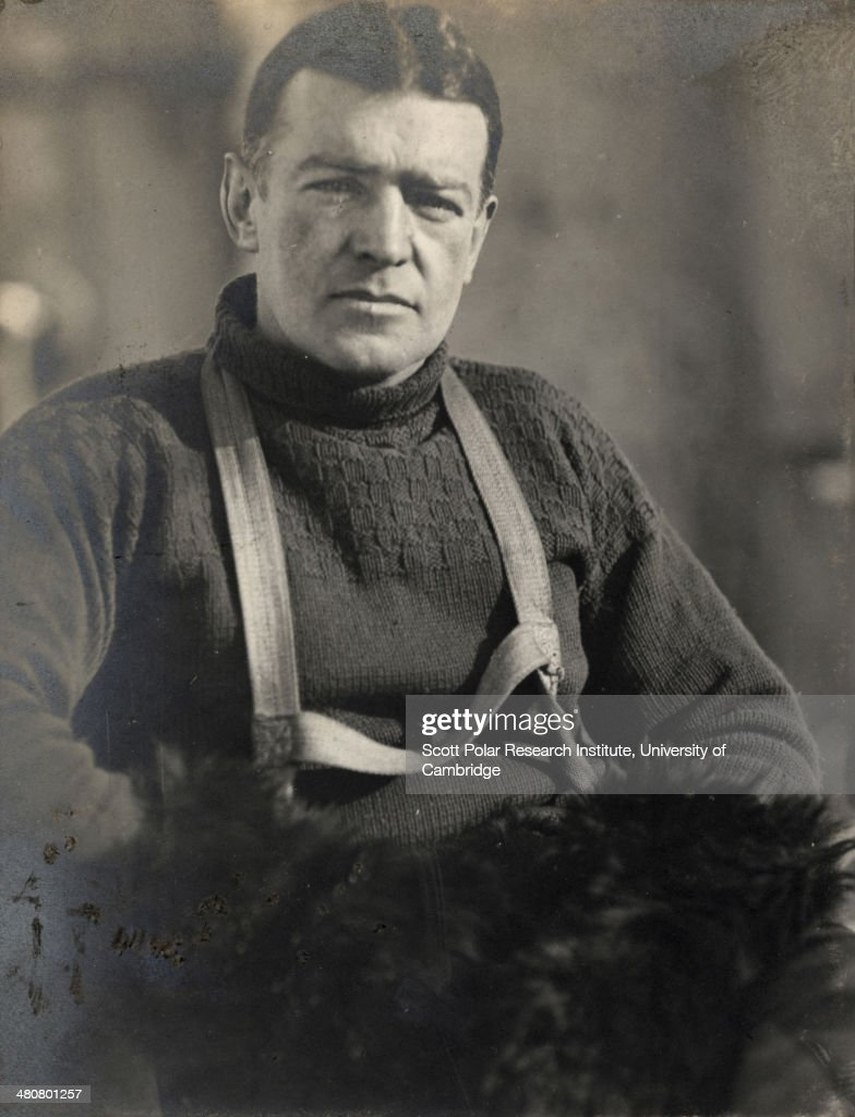 100 Years Since Shackleton's Trans-Antarctic Expedition Began