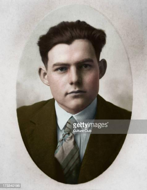 Ernest Hemingway c.1917