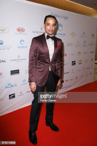 Ernest Napoleon attends the charity event Dolphin's Night at InterContinental Hotel on November 25 2017 in Duesseldorf Germany