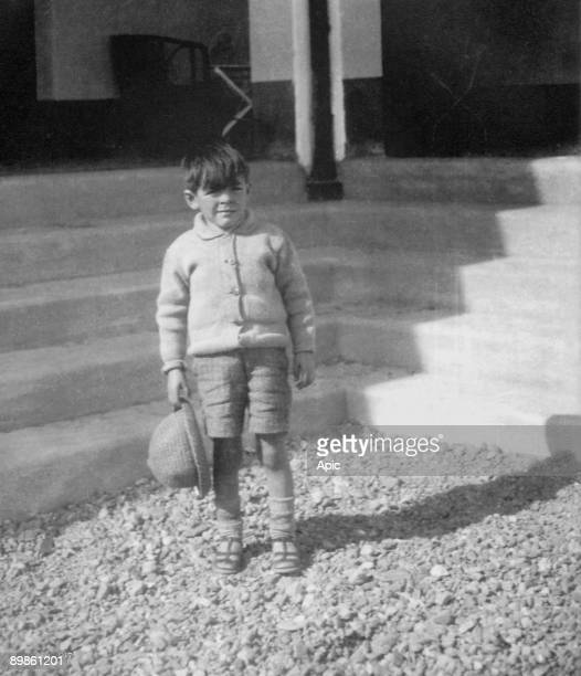 Ernesto Che Guevara here as a child in argentina c 1934