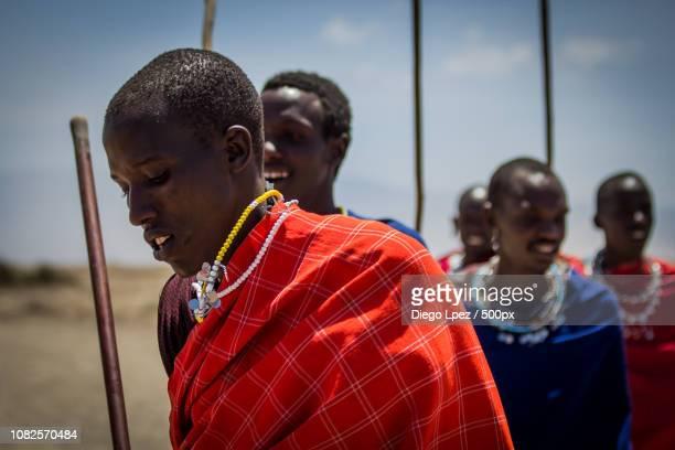 Ernesto the Masai
