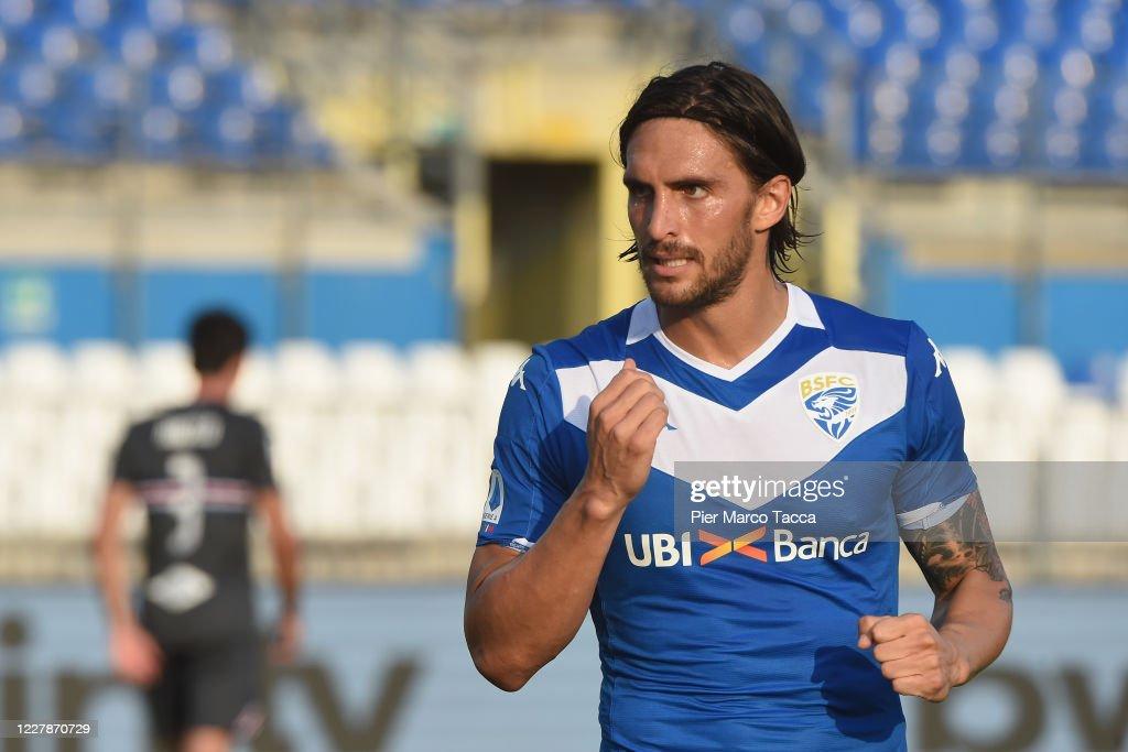 Brescia Calcio v UC Sampdoria - Serie A : News Photo