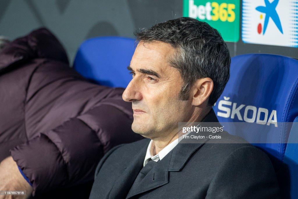 Espanyol V Barcelona : News Photo