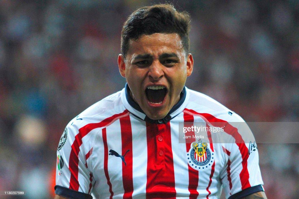 Chivas v Atlas - Torneo Clausura 2019 Liga MX : News Photo