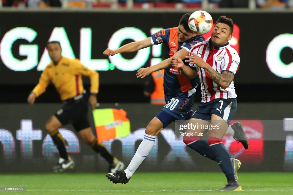 Chivas v Puebla - Torneo Clausura 2019 Liga MX : Fotografía de noticias