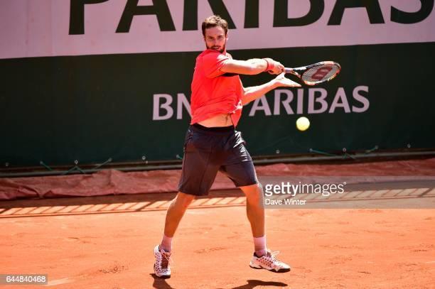 Ernests GULBIS - - Jour 4 - Roland Garros 2015, Photo : Dave Winter / Icon Sport