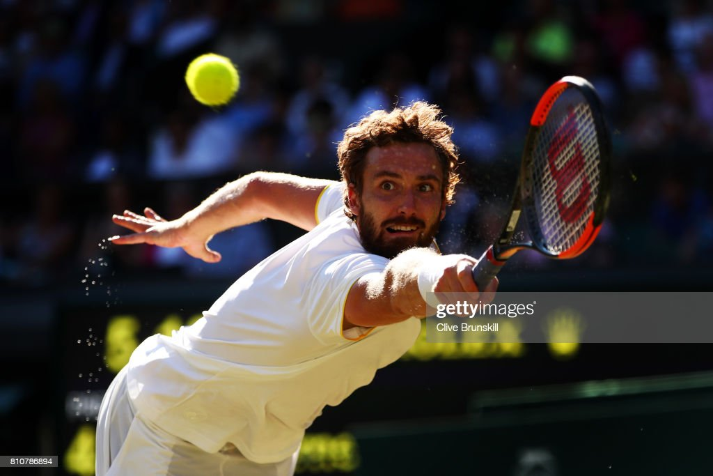 Day Six: The Championships - Wimbledon 2017 : News Photo