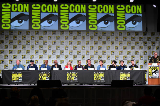 "CA: 2019 Comic-Con International - World Premiere Of ""Batman: Hush"""