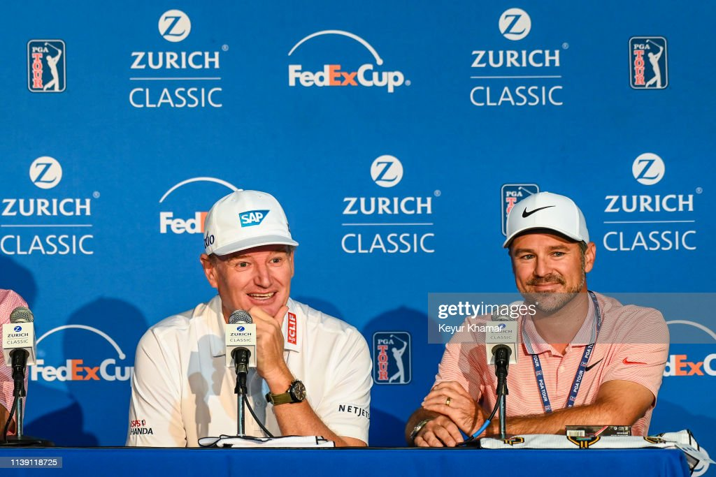 LA: Zurich Classic Of New Orleans - Preview Day 3