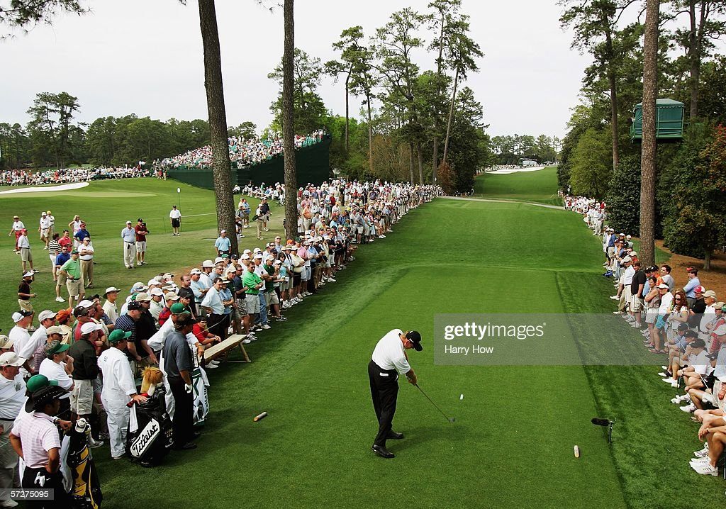 The Masters - Round Two : ニュース写真