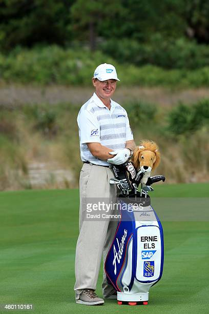Ernie Els of South Africa has announced a new equipment contract with Adams Golf to play Adams Golf Hybrids, and irons and to play the TaylorMade...