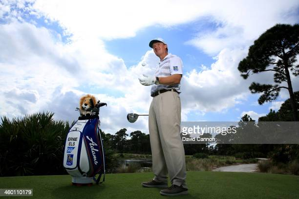 Ernie Els of South Africa has announced a new equipment contract with Adams Golf to play Adams Golf Hybrids and irons and to play the TaylorMade SLDR...