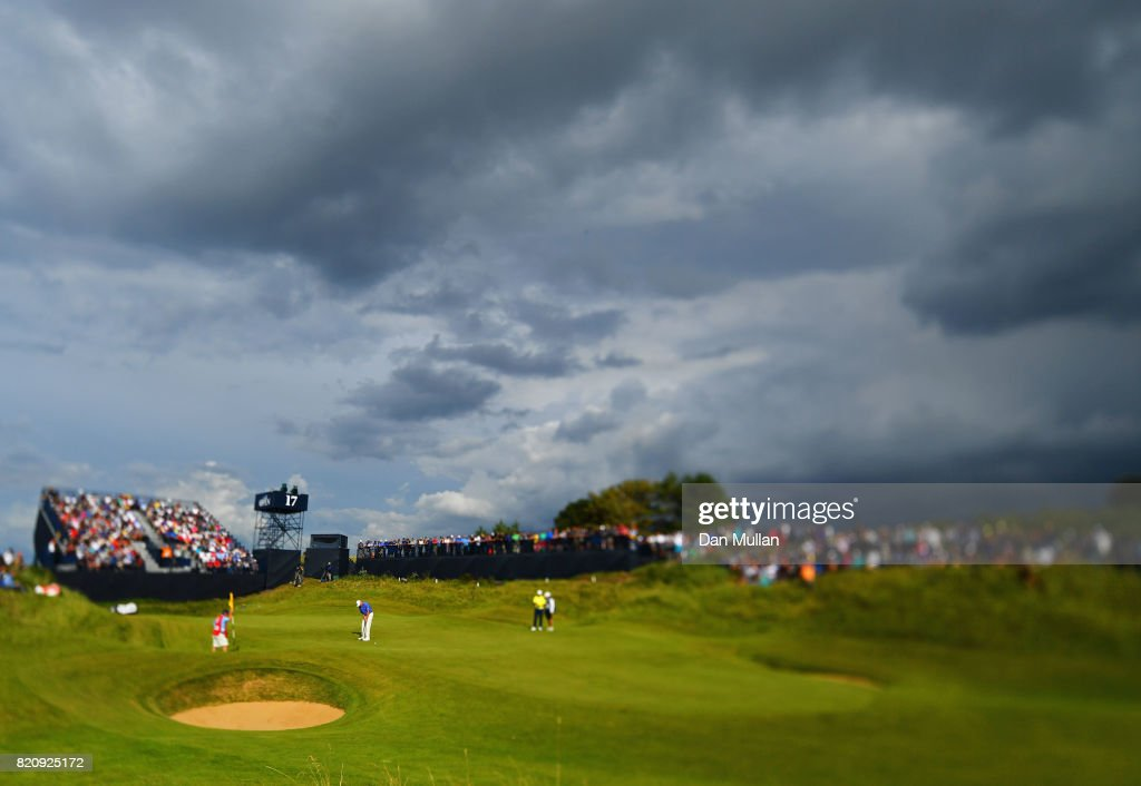 146th Open Championship - Third Round : Nyhetsfoto