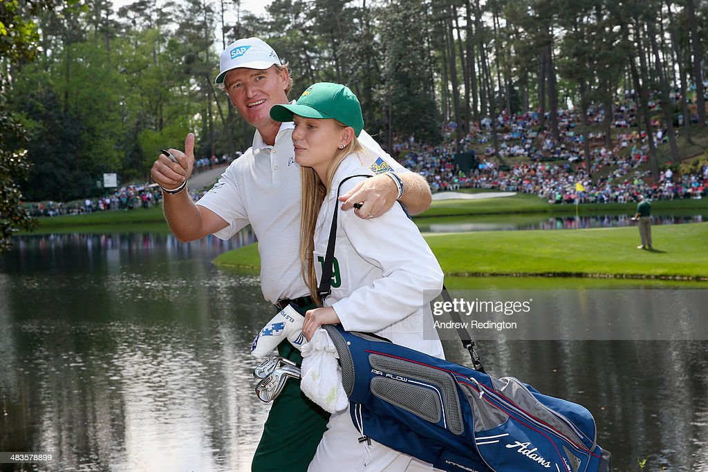 The Masters - Preview Day 3 : ニュース写真