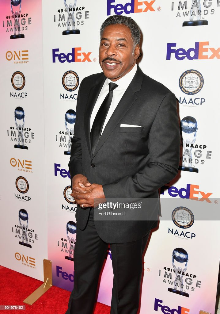 Ernie Hudson at the 49th NAACP Image Awards Non-Televised Awards Dinner at the Pasadena Conference Center on January 14, 2018 in Pasadena, California.