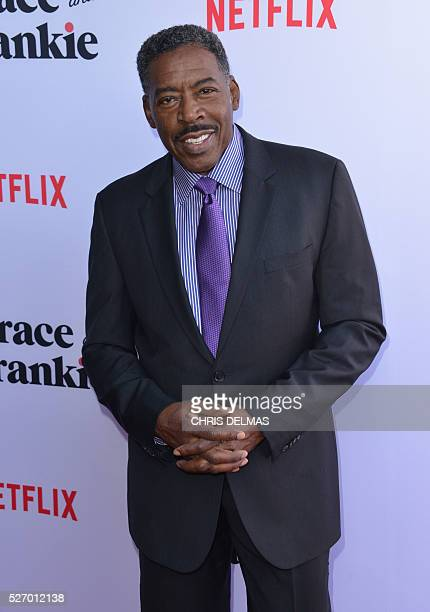 Ernie Hudson attends the Season 2 Premiere of Grace and Frankie in Los Angeles California on May 1 2016 / AFP / CHRIS DELMAS
