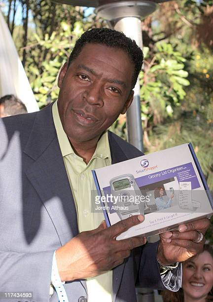 Ernie Hudson during Haven House 2007 Oscar Suite Day 3 at Private Residence in Beverly Hills California United States