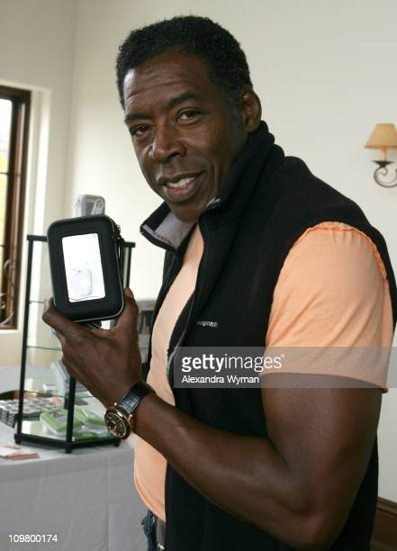 Ernie Hudson during Kari Feinstein MTV Movie Awards Style Lounge Day 2 at Private Residence in Los Angeles California United States