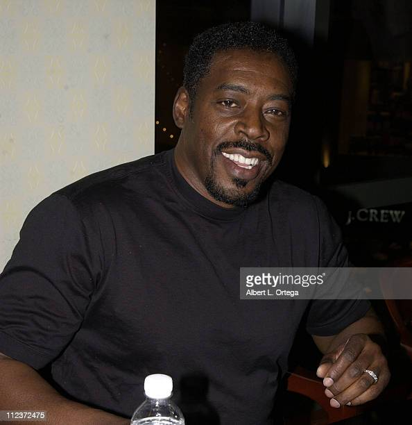 Ernie Hudson during Signing with Cast Members from HBO's 'Oz' for Tom Fontana's 'Behind These Walls' at Barnes Noble at the Grove in Los Angeles...