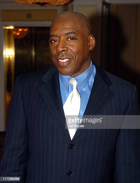 Ernie Hudson during The Creative Coalition's 2005 Capitol Hill Spotlight Awards at Willard Intercontinental Hotel in Washington DC United States