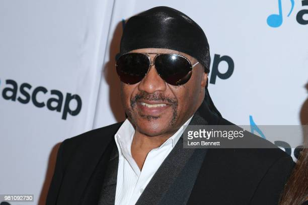 Ernie Isley attends the 2018 ASCAP Rhythm Soul Music Awards at the Beverly Wilshire Four Seasons Hotel on June 21 2018 in Beverly Hills California