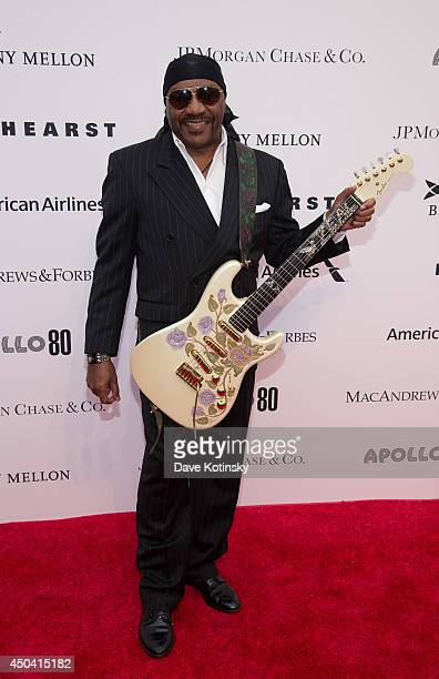 Ernie Isley attends the Apollo Spring Gala and 80th Anniversary Celebration>> at The Apollo Theater on June 10 2014 in New York City