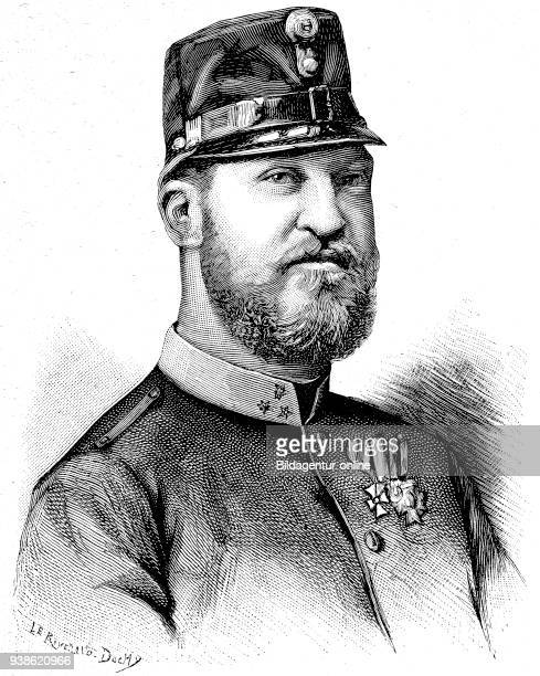 Ernst August Crown Prince of Hannover 3rd Duke of Cumberland and Teviotdale Ernest Augustus William Adolphus George Frederick 1845 1923 digital...