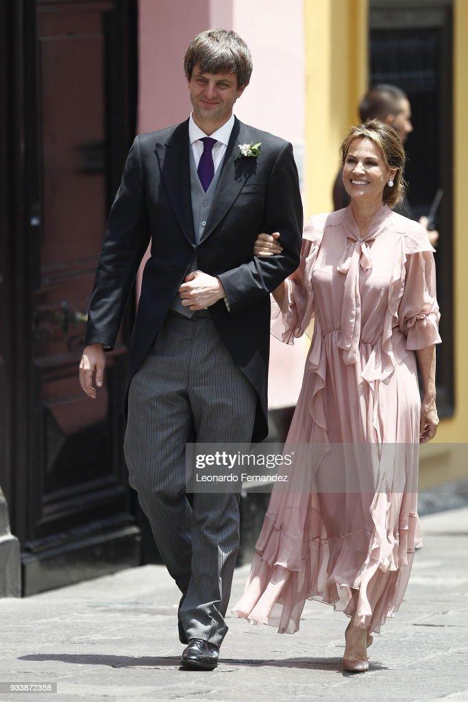 Wedding of Prince Christian of Hanover and Alessandra de Osma in Lima