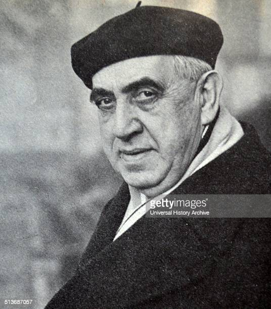 Ernst Rudolf Johannes Reuter was the German mayor of West Berlin from 1948 to 1953, during the time of the Cold War.