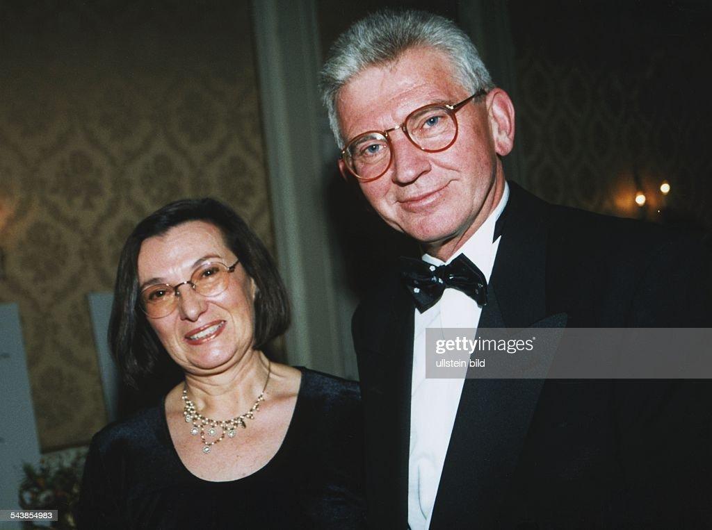 Uhrlau, Ernst und Ehefrau : Photo d'actualité