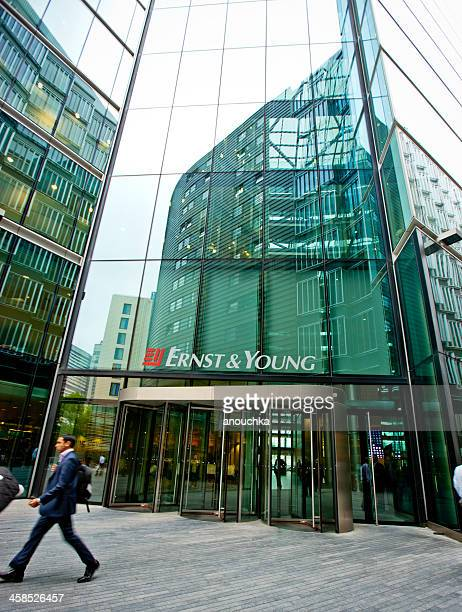 ernst & young headquarters, london - ernst & young stock photos and pictures
