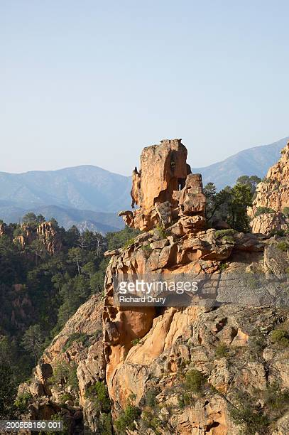 eroded rock formation - richard drury stock pictures, royalty-free photos & images