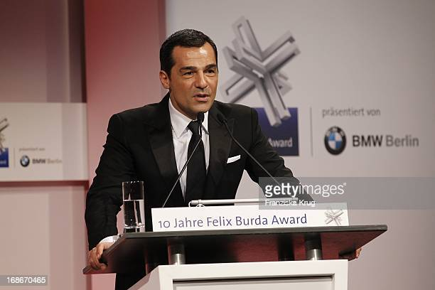 Erol Sander at the 10th Anniversary Of The Felix Burda Award at Hotel Adlon in Berlin