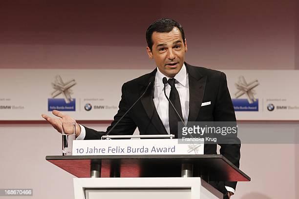 Erol Sander at the 10th Anniversary Of The Felix Burda Award at Hotel Adlon in Berlin