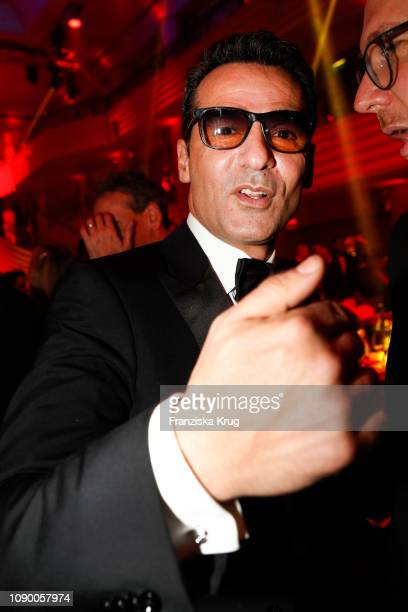 Erol Sander during the 46th German Film Ball at Hotel Bayerischer Hof on January 26 2019 in Munich Germany