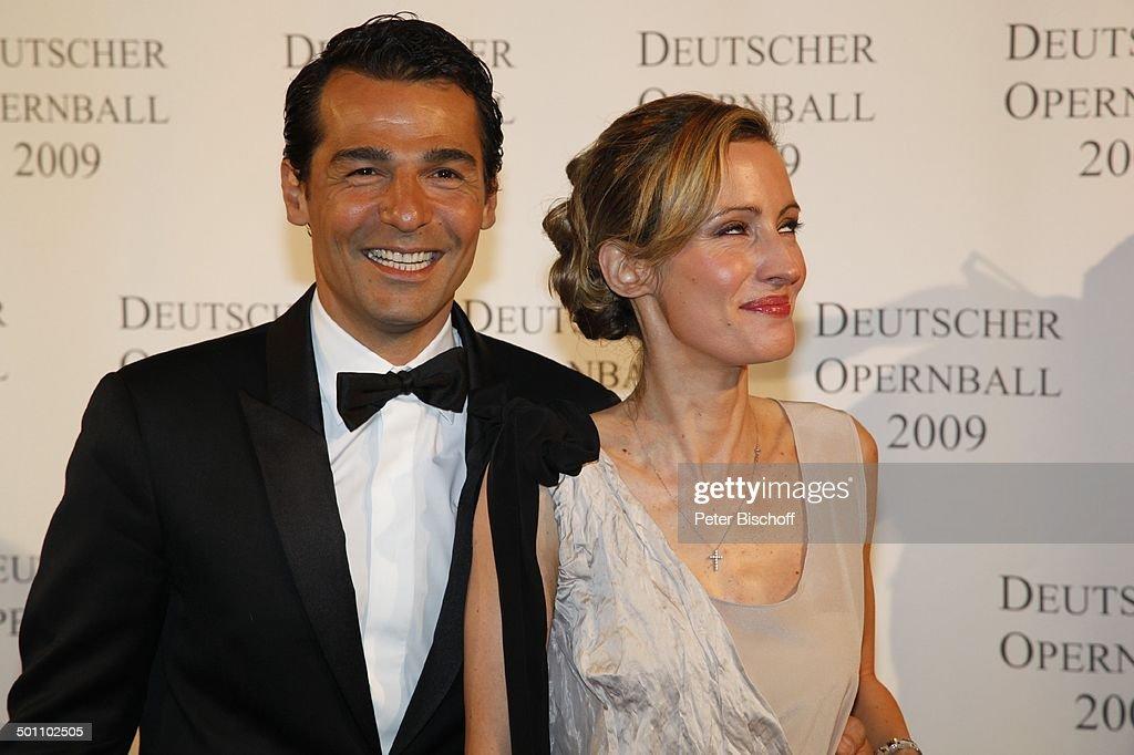 Erol Sander Ehefrau
