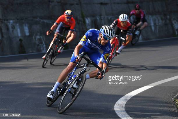 Eros Capecchi of Italy and Team Deceuninck - Quick-Step / during the 102nd Giro d'Italia 2019, Stage 12 a 158km stage from Cuneo to Pinerolo 376m /...