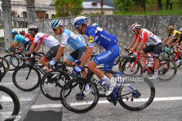 Eros Capecchi of Italy and Team Deceuninck QuickStep / during the 102nd Giro d'Italia 2019 Stage 18 a 222km stage from Valdaora to Santa Maria di...