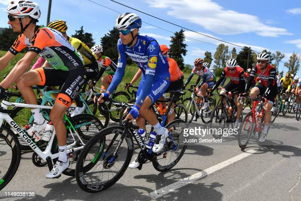 Eros Capecchi of Italy and Team Deceuninck - Quick-Step / Peloton / during the 102nd Giro d'Italia 2019, Stage 4 a 235km stage from Orbetello to...