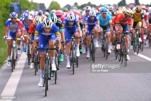 Eros Capecchi of Italy and Team Quick-Step Floors / during the 101st Tour of Italy 2018, Stage 13 a 180km stage from Ferrara to Nervesa Della...